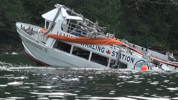 Leviathan II. Photo credit: CBC news
